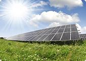 公共・産業用太陽光パネル